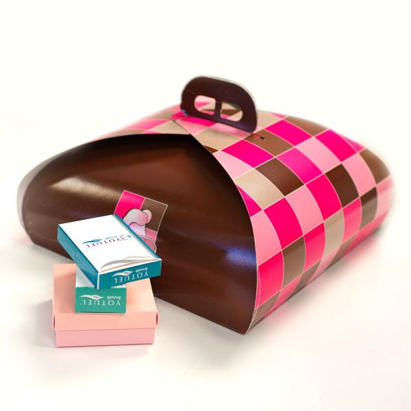 Cajas para pastelería
